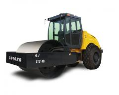 LT218B LT216B LT214B Single drum daul-amplitude vibratory roller