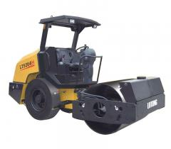 LTS204H Tyre drive single drum vibratory roller