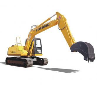LT150-6履带式液压挖掘机