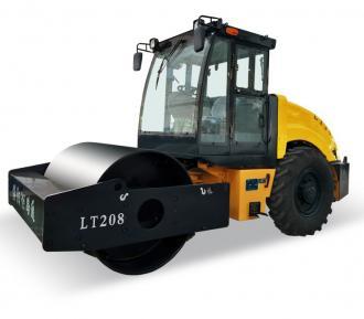 LT208单钢轮振动压路机