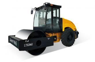 LTS206H LTS208H-II全液压单钢轮振动压路机